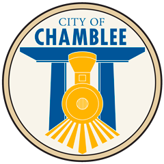 City of Chamblee, Georgia logo