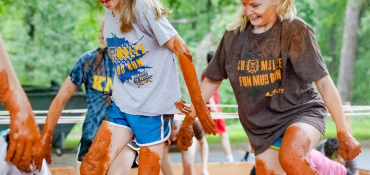 Registration Opens for the 2019 Chamblee Fun Mud Run!!